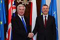 British Defence Secretary Michael Fallon with Polish Minister of National Defence Tomasz Siemoniak.jpg