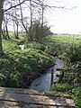 Brook near Hubbal Grange - geograph.org.uk - 393534.jpg