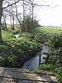 Brook near Hubbal Grange - geograph.org.uk - 393534.jpg