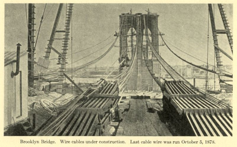 File:Brooklyn Bridge Under Construction 1878.jpg