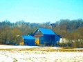 Brown Barn with a Shed - panoramio.jpg