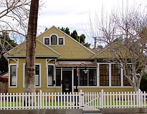 National Register of Historic Places listings in Yuma County, Arizona - Image: Brownstetter House, Yuma, AZ