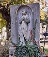 Bucuresti, Romania. Cimitirul Bellu Catolic. Un inger care vegheaza. Octombrie 2021.jpg