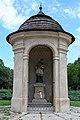 Budapest-Nagytétény, Nepomuki Szent János-szobor 2021 01.jpg