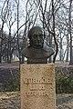 Budapest - Busto de Mitterpacher Lajos - Mitterpacher Lajos bust - 01.jpg