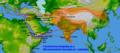 Buddhista kereskedelmi kapcsolatok I. század hu.png