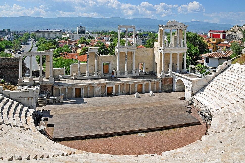 Bulgaria Bulgaria-0785 - Roman Theatre of Philippopolis (7432772486)