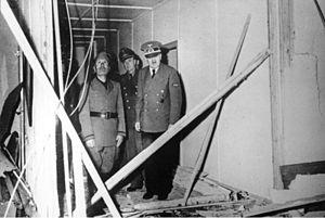 1944 in Germany - Image: Bundesarchiv Bild 146 1970 097 76, Hitler Attentat vom 20. Juli 1944