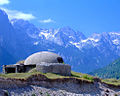 Bunker in Albanian Alps.jpg