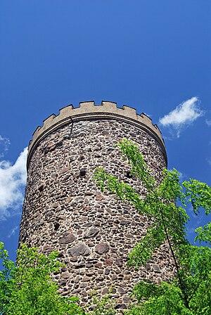 Husen Castle (Hausach) - Image: Burg Hausach 3