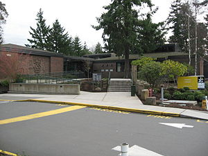 Burien, Washington - Old Burien Library