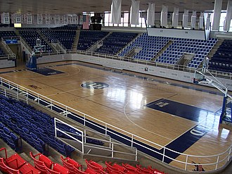 Burr Gymnasium - Burr Gymnasium, Howard University athletic venue