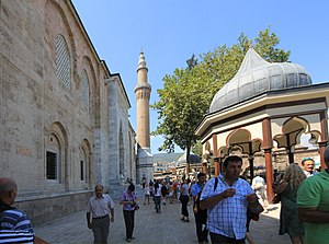 2016 Bursa bombing - Image: Bursa Ulu Cami Turkey 2013 2