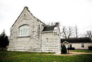 Burton Memorial Baptist Church United States historic place
