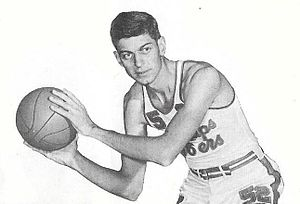 Bus Whitehead - Whitehead with the Phillips 66ers