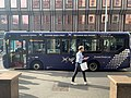 Bus of Glasgow Station Link near Queen Street Station.jpg