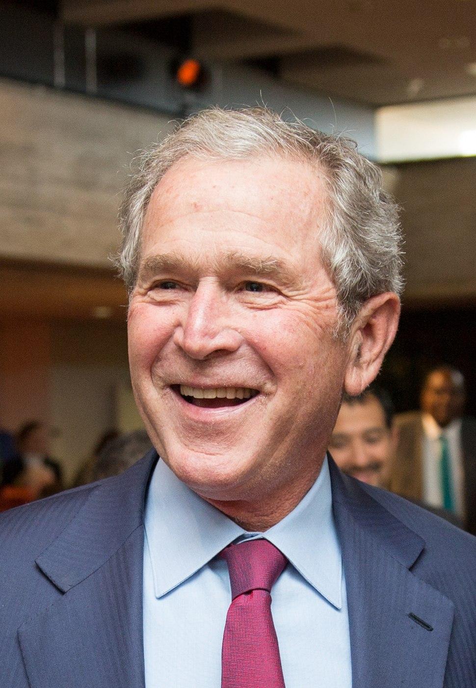 George W. Bush (age 71)since 2009
