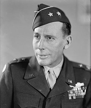 Butler B. Miltonberger - Miltonberger as a Major General.