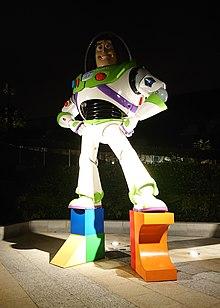 Buzz Lightyear - Wikipedia
