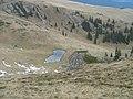 Căldarea glaciară Fratoşteanu - panoramio.jpg