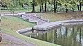 Cпуск гранитный. Московский парк Победы. Санкт-Петербург.jpg