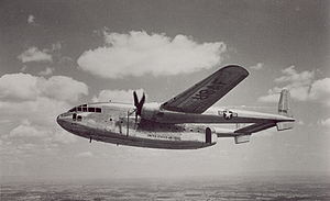 345th Airlift Squadron - Fairchild C-119 Flying Boxcar