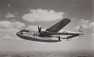 516th Aeronautical Systems Group - C-119 Flying Boxcar