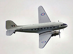 Douglas C-47B Dakota der Air Atlantique Classic Flight