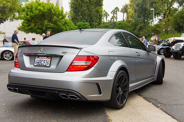 Mercedes-Benz C 63 AMG Black Series (C 204)
