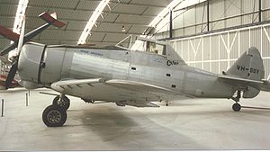 Commonwealth Aircraft Corporation - Commonwealth CA-28 Ceres agricultural aircraft