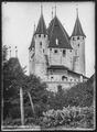 CH-NB - Thun, Schloss, vue partielle extérieure - Collection Max van Berchem - EAD-6705.tif