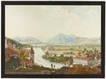 CH-NB - Thun, Teilansicht vom Schloss gegen den See - Collection Gugelmann - GS-GUGE-WOCHER-MFD-A-1.tif