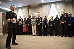 CNO meets with Navy Recruiting Command's 2016 Recruiters of the Year. (32286443830).jpg