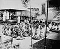COLLECTIE TROPENMUSEUM Ceremonie in de Pura Dalem Singaradja TMnr 60017236.jpg