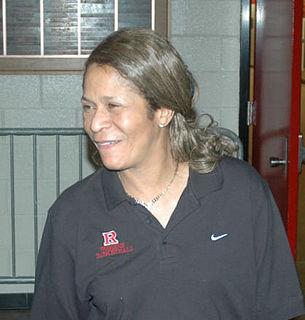 C. Vivian Stringer American basketball coach