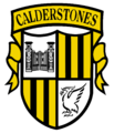 Calderstones School badge.png