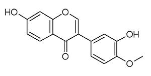 Calycosin - Image: Calycosin