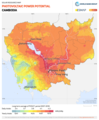 Cambodia PVOUT Photovoltaic-power-potential-map GlobalSolarAtlas World-Bank-Esmap-Solargis.png