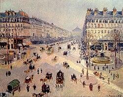 Haussmann\'s renovation of Paris - Wikipedia