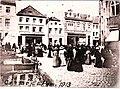 Cammin in Pommern - Marktplatz 1913.jpg