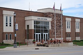 Campbell County Courthouse in Gillette, Wyoming.jpg