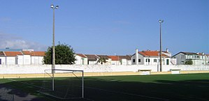 CU Micaelense - Eastern view of the ground