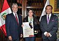 Cancillería reconoce a empresas vitivinícolas ganadoras del Concurso Mundial de Bruselas (14969855101).jpg