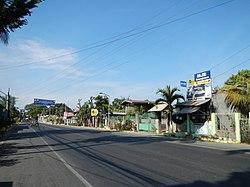 Candon city center