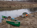 Canoes at The Big Bureau Creek.jpg