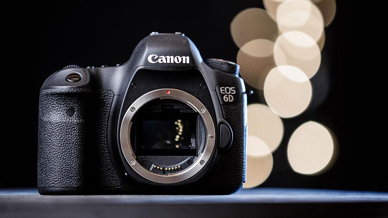 File:Canon EOS 6D body.jpg