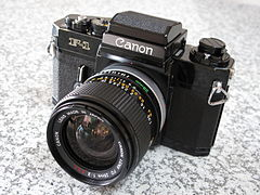 Canon F-1 with Waist Level Finder (4314993245).jpg