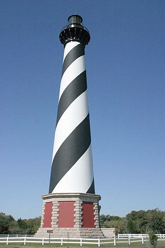 Cape Hatteras Lighthouse - Cape Hatteras Lighthouse