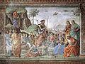 Cappella Tornabuoni, Preaching of St John the Baptist 01.jpg