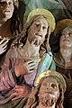 Cappella del monte sion, pentecoste attr. a benedetto buglioni, 06.jpg
